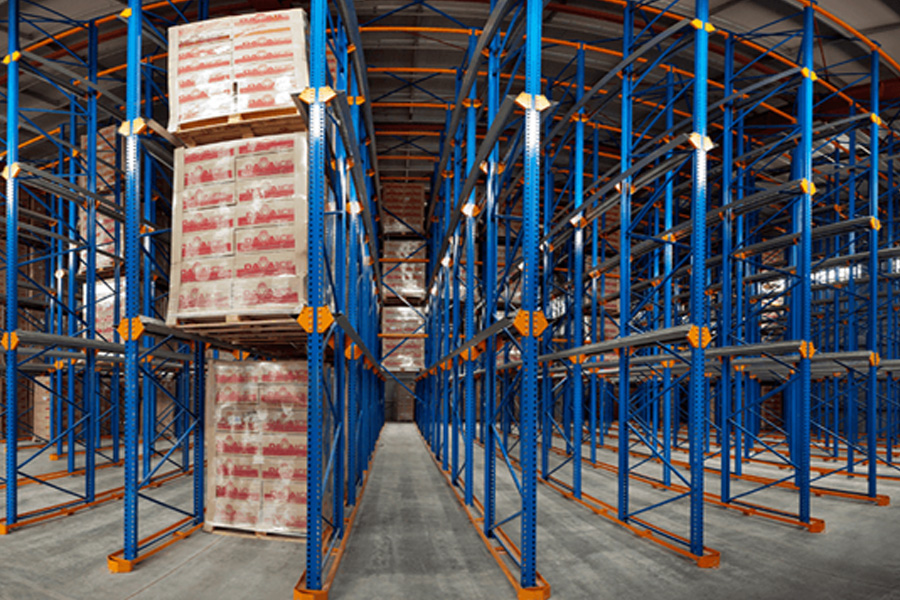 Drive in and Drive Through Racking Systems
