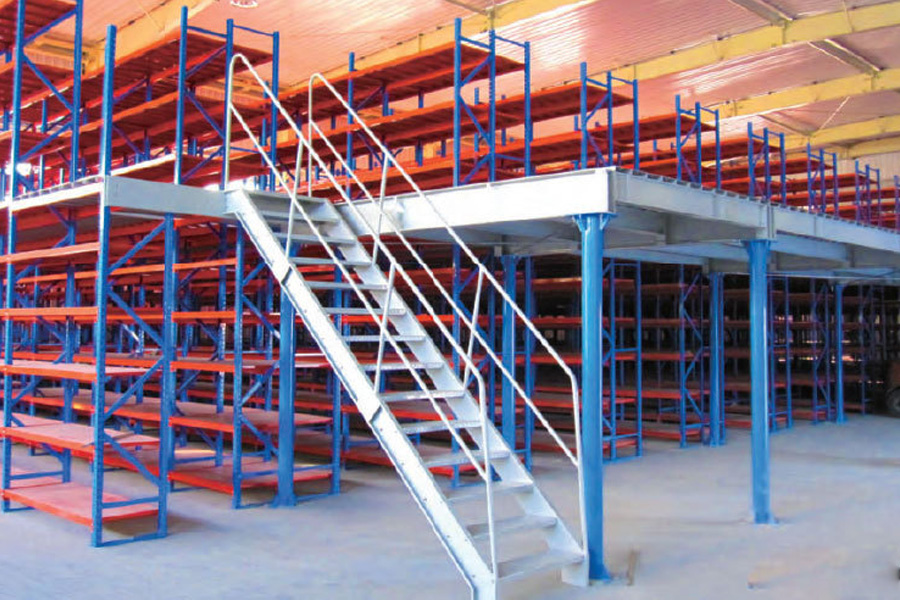 Multi Tier Racking Systems