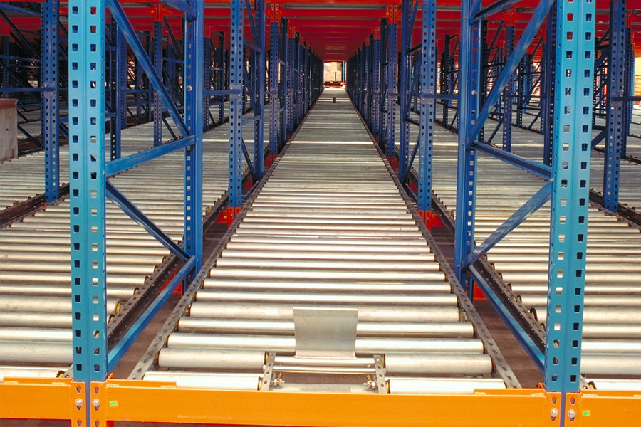 Pallet Flow Racking Systems