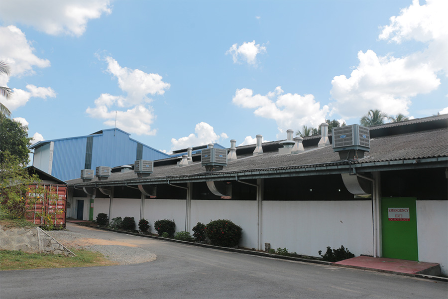 EVAPORATIVE AIR COOLING SYSTEMS